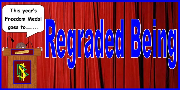 Regraded Being (2)