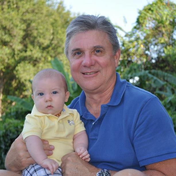 mike rinder and baby