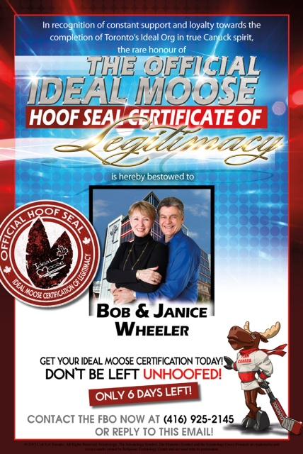 ideal moose