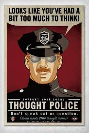 thought police