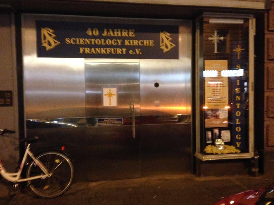 Scientology Frankfurt