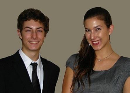 Alan and Melissa