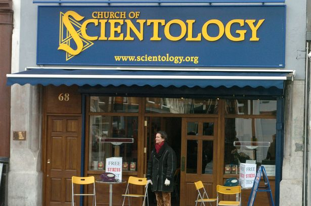 The Church of Scientology, Tottenham Court road-1111774