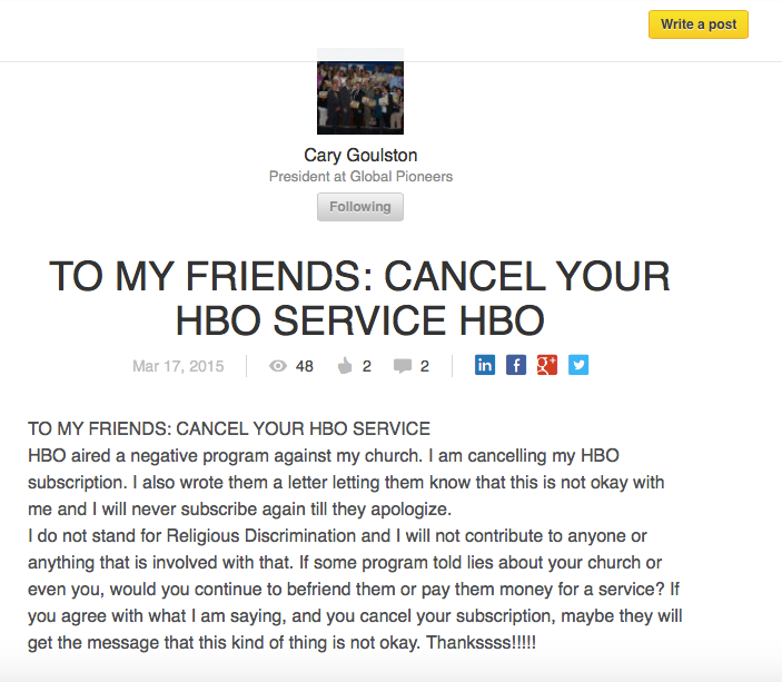 TO_MY_FRIENDS__CANCEL_YOUR_HBO_SERVICE_HBO___Cary_Goulston___LinkedIn