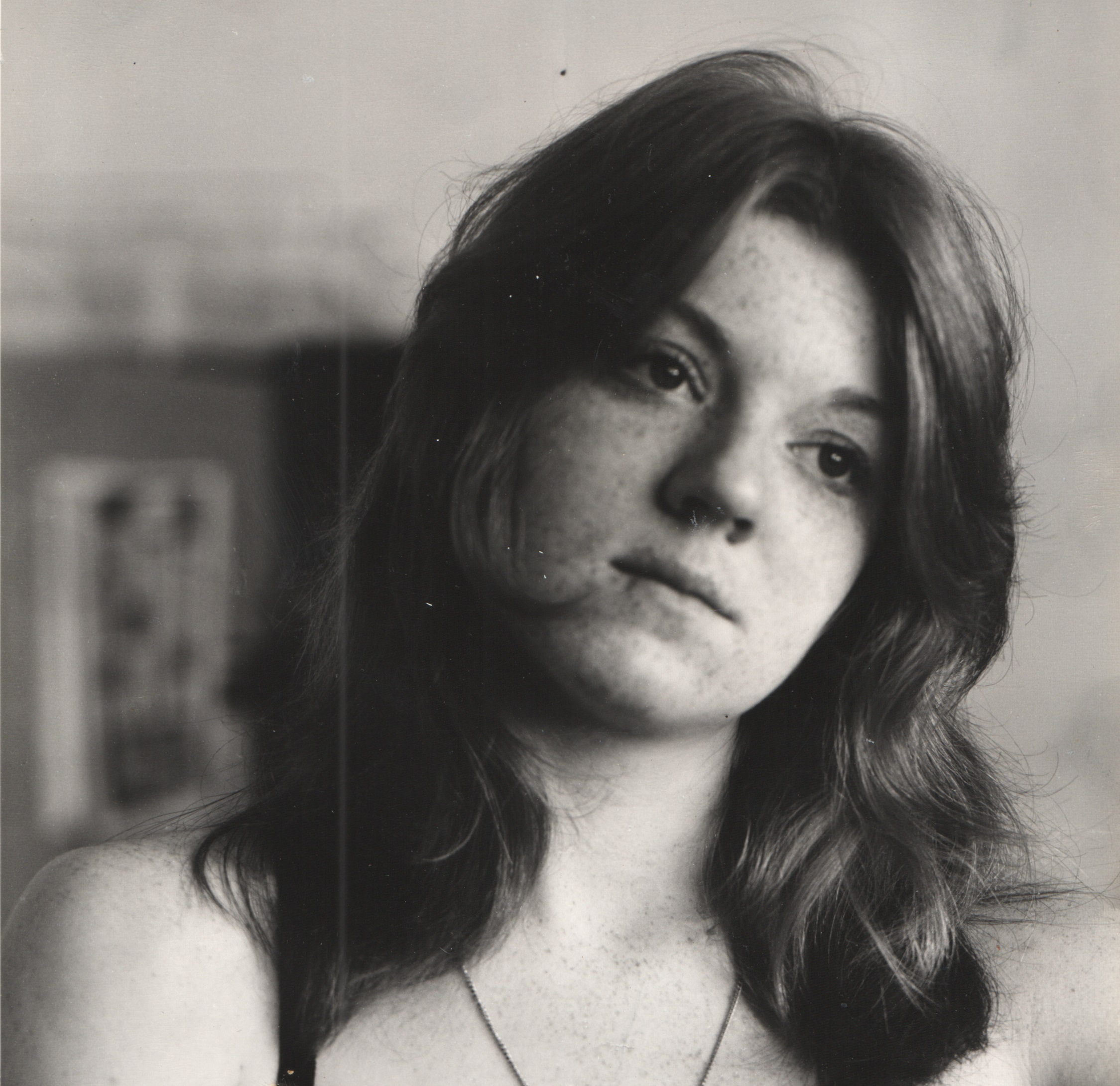 Lois, 1974 - photo by L. Ron Hubbard