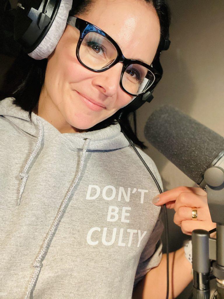Sarah Edmondson Fair Game Podcast