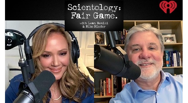 Leah Remini Mike Rinder podcast